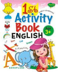 1st Activity Book English