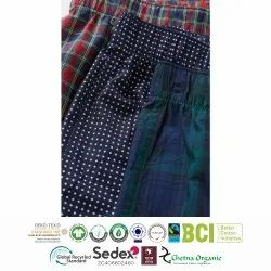 Organic cotton Mens trousers Manufacturer