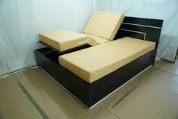 Electric Beds Motorized Hospital Recliner Bed Rental, Size/Dimension: 3 X 6, Wooden