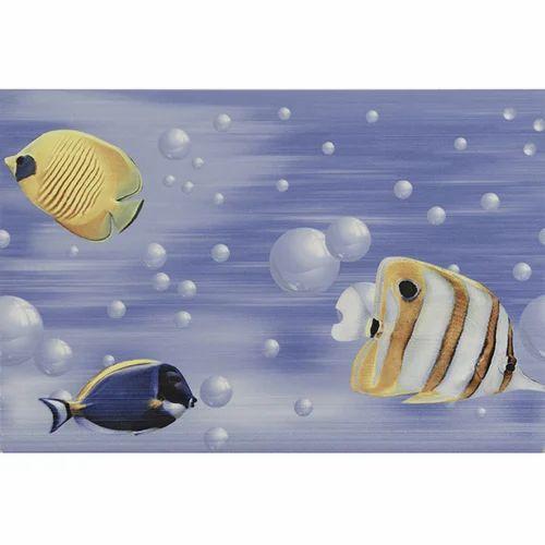 Ceramic Tiles Fish Bathroom Wall Tile Rs 30 Square Feet Mytyles