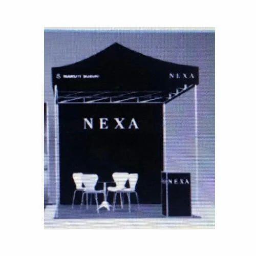 Printed Promotional Outdoor Gazebo Tent Vikas Add Graphics Id 18575680697