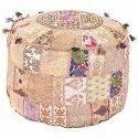 Indian Handmade Pouf