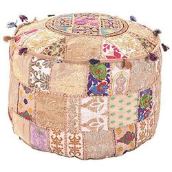 Indian Handmade Pouf
