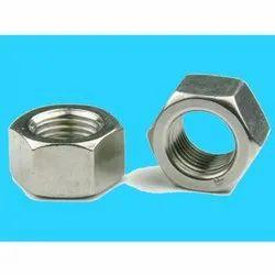 Hexagonal Steel Left Hand Nuts, Packaging Type: Box