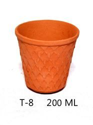 Clay Glass T-8 (200 ML)