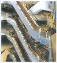 Slimline Commercial Escalator