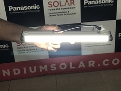 Indium Emergency Solar Tube Light