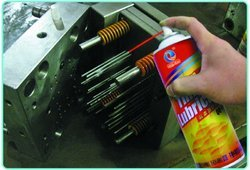 Mould Ejector & Guide Pin Lubricant Spray