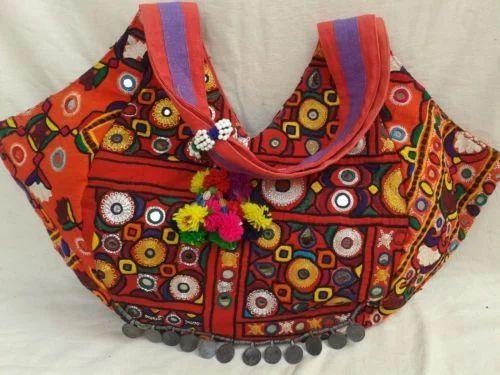 233d3b31ea43c Same As A Picture RAJASTHAN FASHIONS Indian Banjara Bag Embroidered Handbag