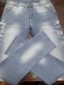 Comfort Fit Casual Wear Cotton Stretchable Denim Jeans