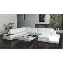 U Shaped Sofa Set