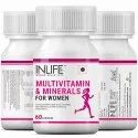 Multivitamin and Minerals Women Capsules-60