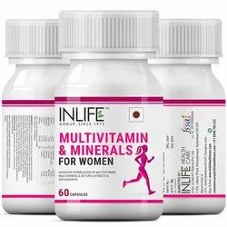 Multivitamin Women Capsules-60
