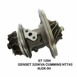 4LGK-94 Genset 320 KVA Cummins NT 743 Suotepower Core