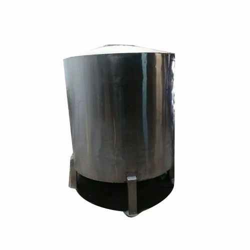 Anima Aqua Silver Industrial Water Storage Tank, Model Name/Number: Anima Stainless Steel Tank, Capacity: 500 - 1000 L