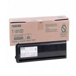 Toshiba t 1810d Toner Cartridge Single Color Ink Toner  (Black)