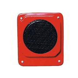 Plastic Fire Alarm Hooter for Offices