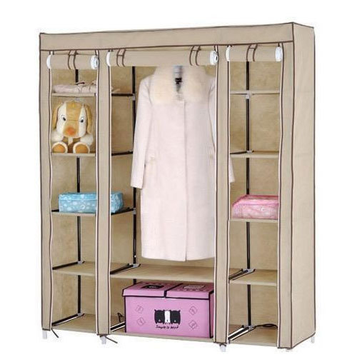 5318c73dd Brown Add Foldable Wardrobe, Rs 1750 /piece, Add Enterprises | ID ...