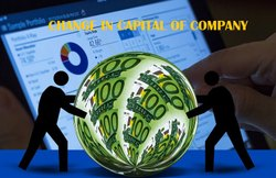 Consultancy Firm Lifetime Change of Capital of Company, Pan India
