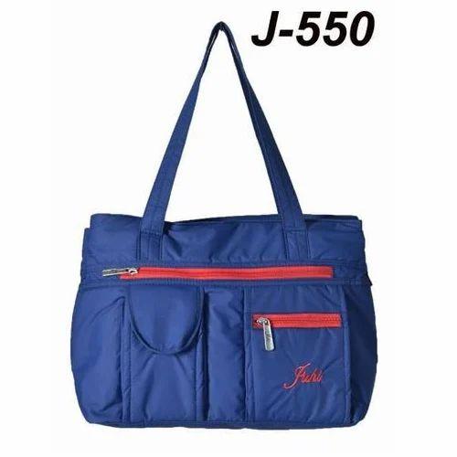 36956f4399d Juhi Plain Ladies Handle Handbag, Rs 400  piece, Juhi Collection ...