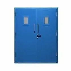Shiv Shakti Metal,Glass Industrial HMPS Door