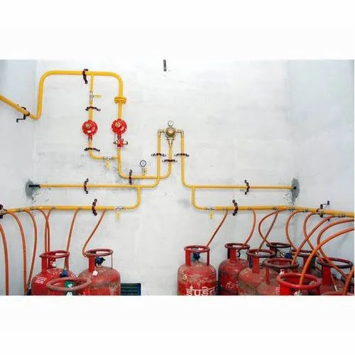 Lpg Gas Pipeline Installation Service At Rs 500 Day Natural Gas Line Installation ग स प इपल इन इ स ट ल शन सर व स ग स प इपल इन क स थ पन क स व ए Lpg Gas Pipeline Installation Service Soni