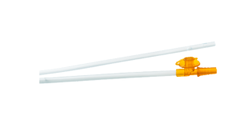 Romsons Open Tip Soft Suction Catheter