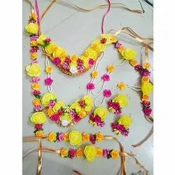 Artificial Flower Jewelry