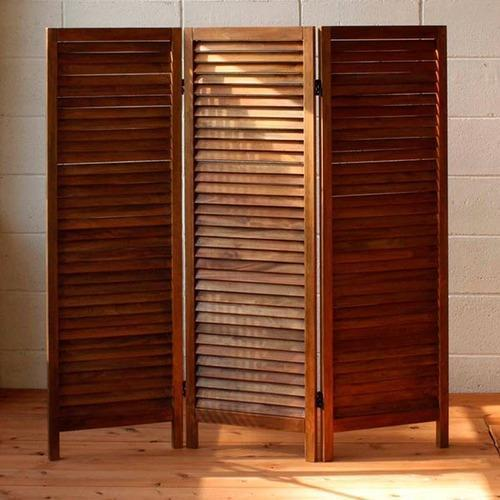 Brown Wooden Partition Rs 1200 Square Feet D N