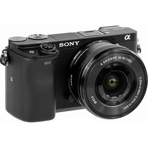 Sony A6000 Dslr View Specifications Details Of Digital Slr