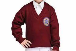 lyetax Winter School kids Sweater, Size: Medium