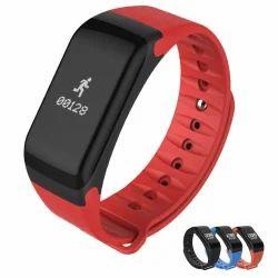 OPTA Black Sb 001 Bluetooth Heart Rate Sensor Smart Band
