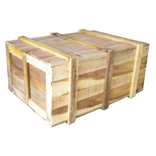 Hemant Wooden Packaging Squarerectangular Industrial Wooden