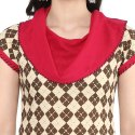 Yash Gallery Womens Cotton Asymmetric Kurta