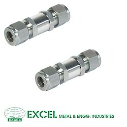 Instrumentation Check Valves