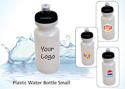 Small Plastic Water Sipper Bottle, Capacity: 350 mL