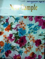 Print Bhagalpuri JPFL Fabric