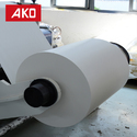 Coated White Glassine Release Paper Rolls