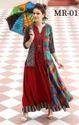 Designer Chanderi Cotton Selfie Kurti