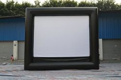 Advertising Screen