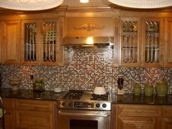 Many Glass Kitchen Mosaic Tiles