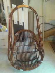 Cane Wood Hanging Zula at Rs 4200 /piece | Wooden Swing Chair | ID