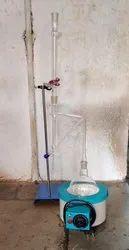 Borosilicate Glass Essential Oil Determination Apparatus