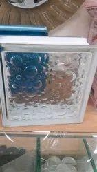 Bubble Design Glass