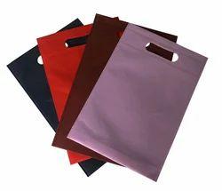 Plain And Printed D-Cut Bag