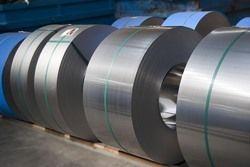 Stainless Steel 304L Coil 2B Matt PVC (No.4 Finish)