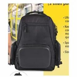 3 Shell Pockets Tuff Stuff Backpack Bag