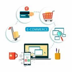E-Commerce Enabled Grocery E Commerce Website Designing Service, SEO, Hosting
