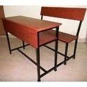Dual Desk Bench