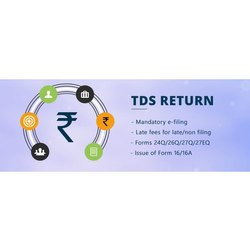 TDS Return Service, in Pan India